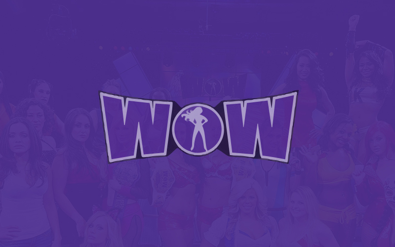 Women of Wrestling logo