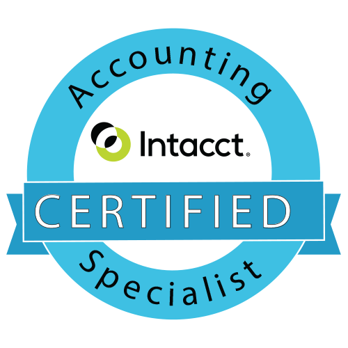 Logo Certifications Accounting Specialist Brinker